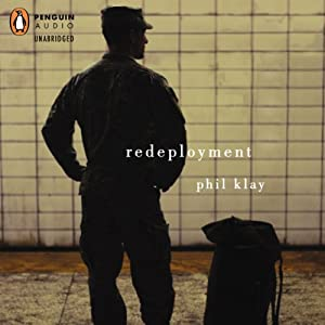 Redeployment Audiobook by Phil Klay Narrated by Craig Klein