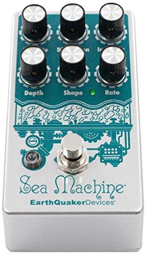 EarthQuaker Devices Sea Machine V3 Super Chorus Guitar Effects Pedal