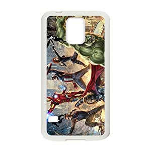 ZXCV The Hulk Cell Phone Case for Samsung Galaxy S5