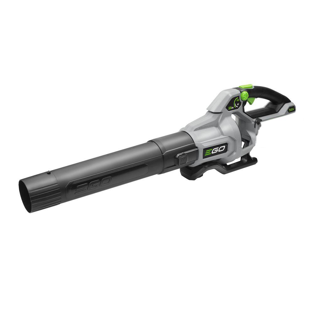 EGO LB5800 168 MPH 580 CFM Variable-Speed 56-Volt Lithium-Ion Cordless Blower (Tool Only, Battery and Charger Not Included)