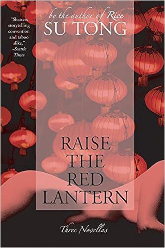 Book Raise the Red Lantern: Three Novellas