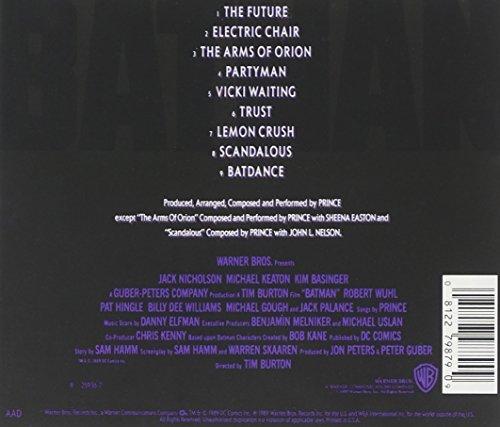 Batman: Motion Picture Soundtrack