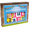 Professor Puzzle Giant Snakes and Ladders Game