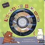 Imagier sonore à mimer - Lauréat du Comité des mamans - Printemps 2004 (0-3 ans)