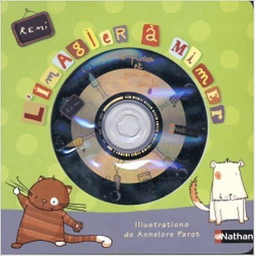 Téléchargement Imagier sonore à mimer - Lauréat du Comité des mamans - Printemps 2004 (0-3 ans) pdf epub