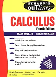 Schaum's Outline of Calculus (Schaum's Outline Series)