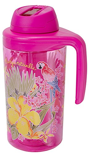 Cool Gear Margaritaville 62.5 oz Coolinear with Handle, Pink