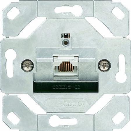 Gira 119618 Placa para toma de corriente
