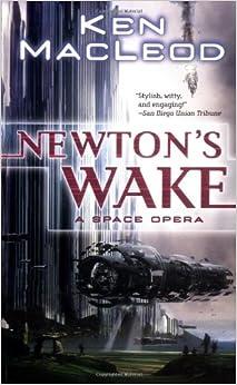 Book Newton's Wake: A Space Opera