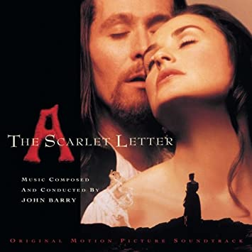 John Barry, John Barry   The Scarlet Letter (1995 Film)   Amazon