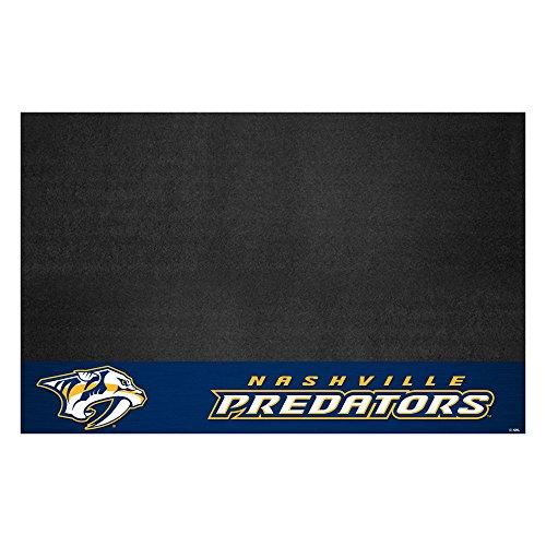 Fanmats NHL Nashville Predators Grill Mat, Small