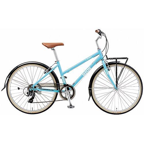 GIOS(ジオス) クロスバイク LIEBE P.BLUE 26インチ B076BD9QV4