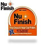 Nu Finish E301655900 Paste Car Polish, Better Than Wax, 14 oz