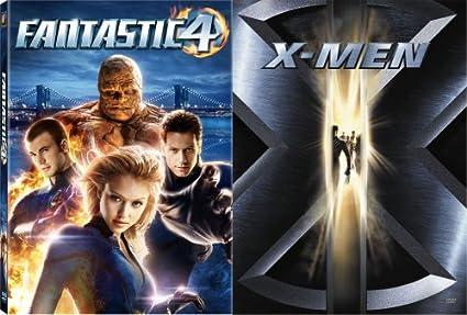 Fantastic 4 X Men