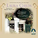 Scones and Bones Audiobook by Laura Childs Narrated by Barbara McCulloh