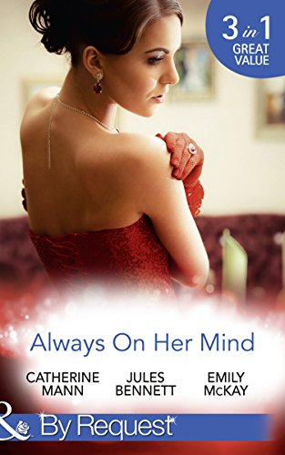 book cover of Always On Her Mind