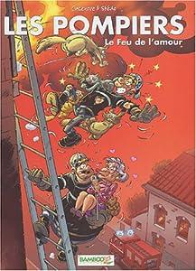 """Afficher """"(Les )pompiers n° 3 Le feu de l'amour"""""""