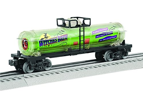 Lionel Witches Brew Tank Car Train