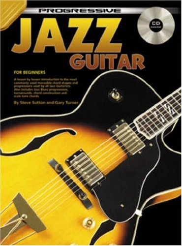 (CP18398 - Progressive Jazz Guitar)
