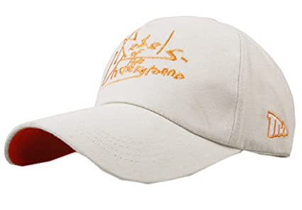 bbcef8f92b0 Image Unavailable. Image not available for. Color  PANDA SUPERSTORE No  Shave Baseball Cap Adjustable Sun Hat Cool Baseball Hats Men Beige