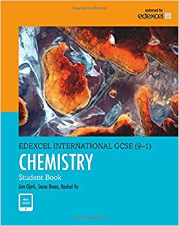 Edexcel International GCSE (9-1) Chemistry Student Book