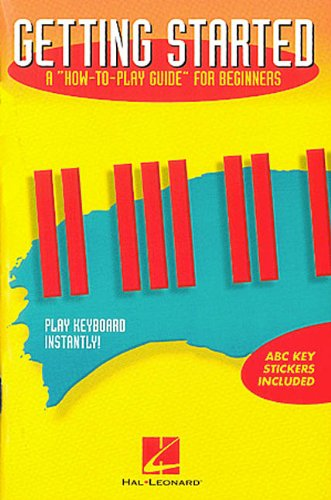 Getting Started - Easy Electronic Keyboard