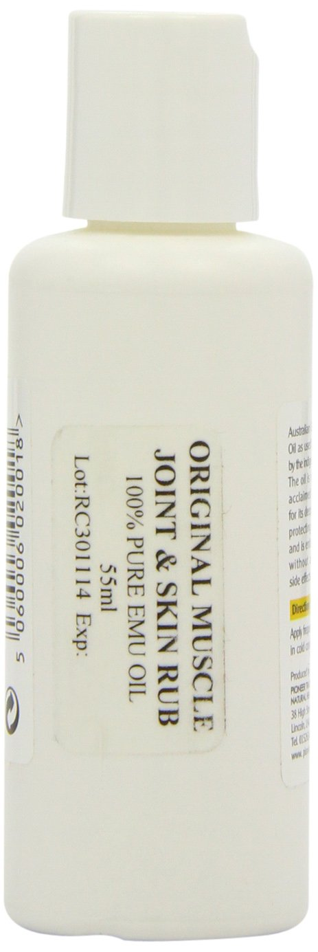 Golden Emu Oil Muscle Joint and Skin Rub 55ml
