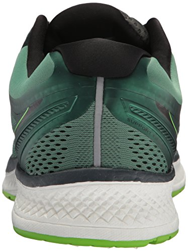 Saucony Men's Triumph Iso 4 Gymnastics Shoes Green przwRK