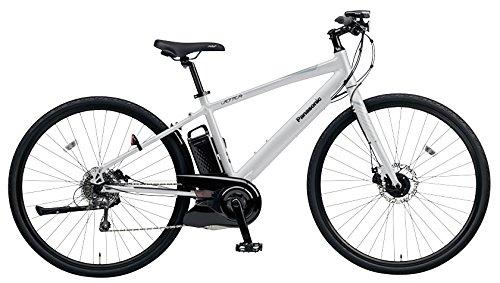 Panasonic(パナソニック) 2018年モデル ジェッター BE-ELHC 電動アシスト自転車 専用急速充電器付 B07DR5V9B5 44|N:マットクラウディグレー N:マットクラウディグレー 44