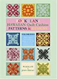 img - for Poakalani Quilt Cushion Patterns and Designs, Vol. 4 book / textbook / text book
