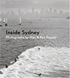 Front cover for the book Dupain's Sydney by Max Dupain