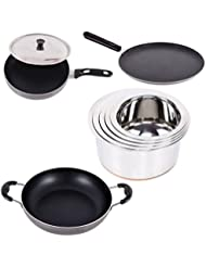 Cookware Combo 8 in 1.