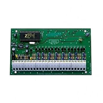 DSC PC6216 MAXSYS - Sistema de Alarma de Seguridad con 16 ...