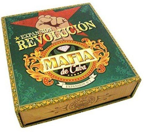 Asmodee Mafia De Cuba Expansion: Revolucion De (Revolution Booster Box)