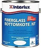 Interlux YBB379/1 Fiberglass Bottomkote NT Antifouling Paint (Black), 128. Fluid_Ounces