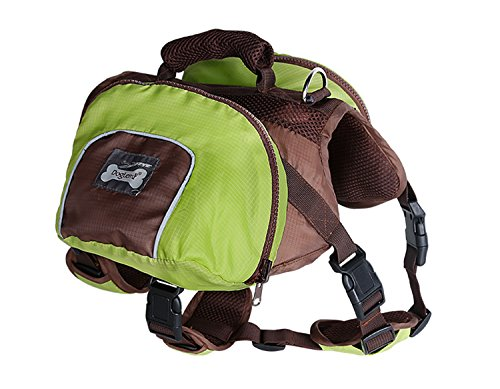 xl dog harness backpack - 8
