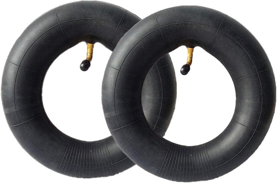 tubo de neum/ático de 200 x 50 Tubo interior para patinete el/éctrico 2 tubos interiores de goma de absorci/ón de golpes de 8 pulgadas para patinete el/éctrico