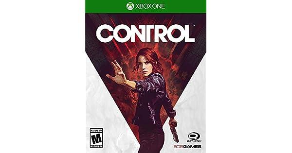 Amazon com: Control - Xbox One: 505 Games: Video Games