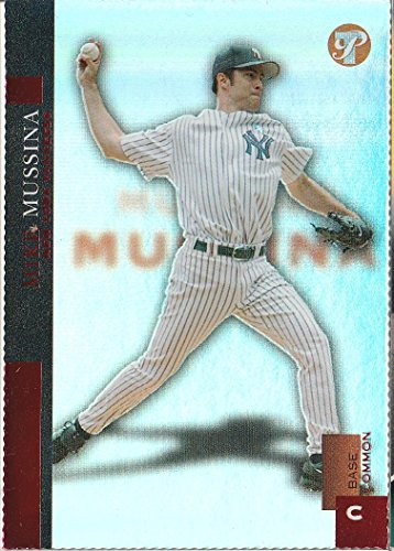 2005 Topps Pristine Baseball MIKE MUSSINA #83 Common Base 46/66