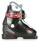 Head Carve X1 Ski Boot 2009, Black/ Red, 15.5