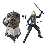 Best AVENGERS Action Figures Of All Times - Avengers Marvel Legends Series 6-inch Black Widow Review