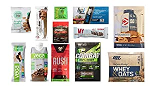 Mr. Olympia Sports Nutrition Sample Box ($9.99 credit on select products with purchase)
