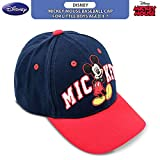 Disney Kids Hat for Toddler Ages 2-7 Mickey Mouse