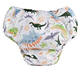 Mother-Ease Bedwetter Training Pants (Dino, Medium)