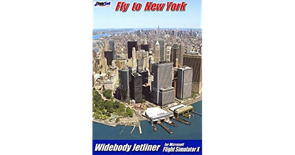 Amazon com: Fly To New York FSX [Download]: Video Games
