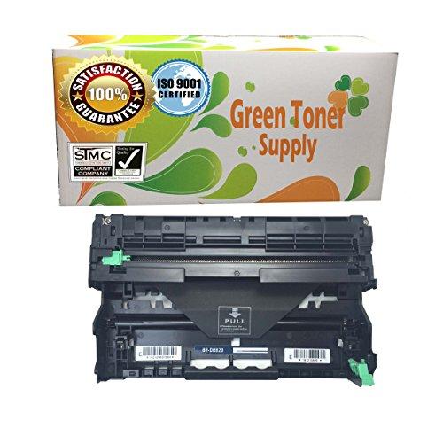Green Toner Supply (TM) New Compatible [Brother DR-820, 1 Pack] LaserJet Drum Cartridge ()