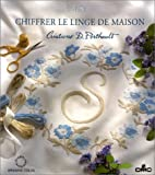 img - for Chiffrer le linge de maison book / textbook / text book
