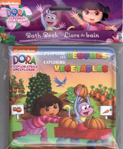 Dora, Jexplore les légumes Dominique Auger