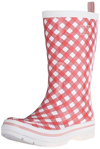 Midsund Helly Women's Boot Rain Graphic White 2 Creme Pink Sorbet Hansen wwEq5rf