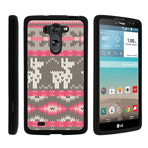 Price comparison product image LG G Vista Case,  Slim Fit Snap On Cover with Unique,  Customized Design for LG G Vista D631,  LG G Pro 2 VS880 by MINITURTLE - Llama Sweater Pattern